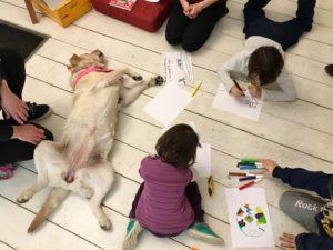 Porte aperte per la Pet Therapy!